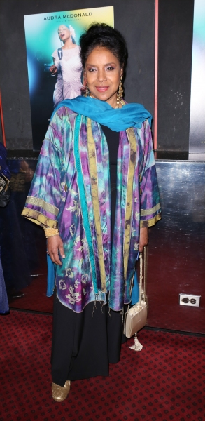 Photo Coverage: Inside LADY DAY's Opening Night Theatre Arrivals