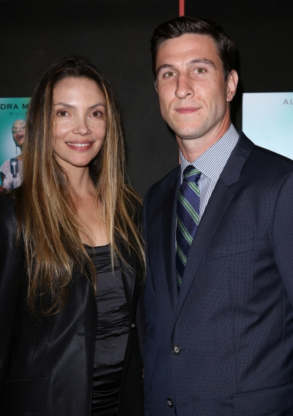 Pablo Schreiber and girlfriend