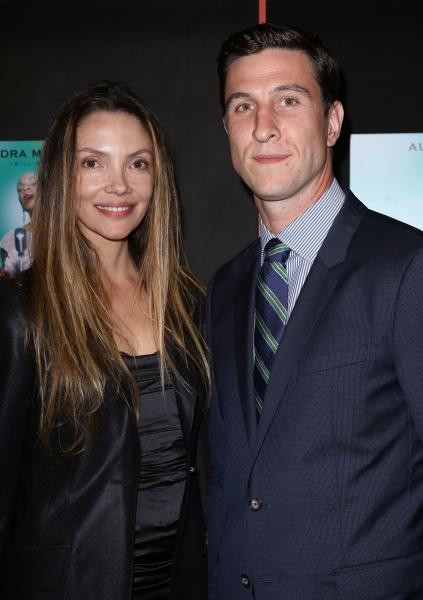 Pablo Schreiber and girlfriend  Photo