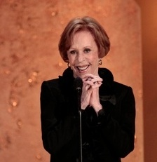 Carol Burnett to Guest on Hallmark Channel Original Series SIGNED, SEALED DELIVERED