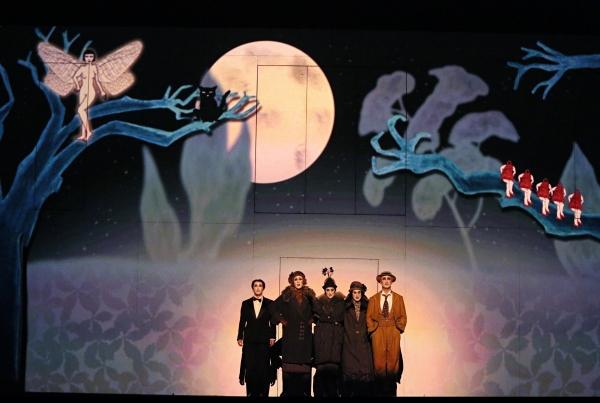 Photo Flash: First Look at Minnesota Opera's THE MAGIC FLUTE