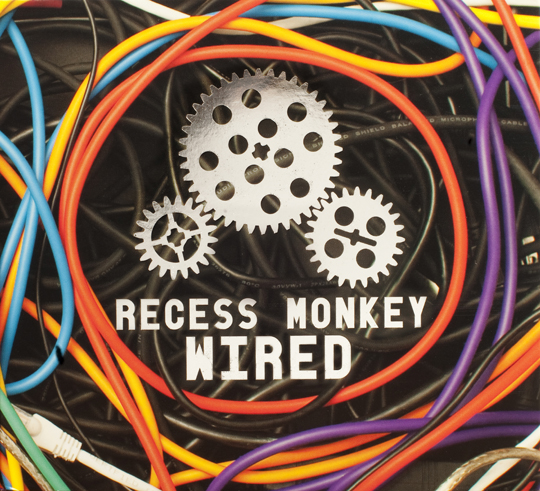 New Recess Monkey Album 'Wired' Out 6/17