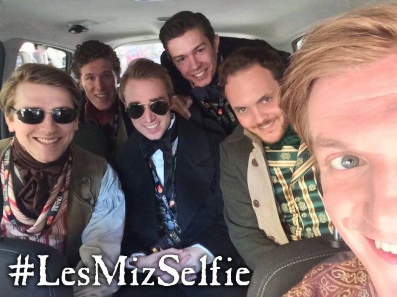 LES MISERABLES UK Launches Selfie Competition