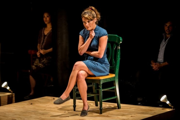 Photo Flash: First Look at CollaborationTown's World Premiere of FAMILY PLAY (1979 TO PRESENT)