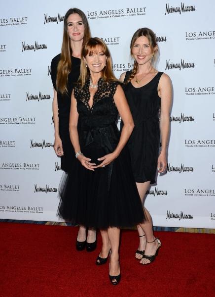 Photo Flash: Paula Abdul, Jane Seymour and More Attend Los Angeles Ballet Gala 2014