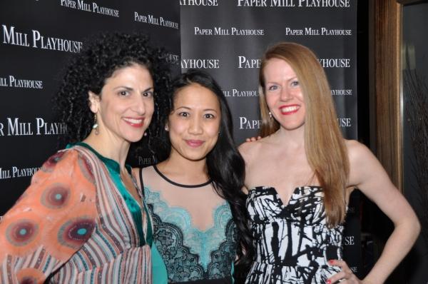 Monique Haddock, Jessica Wu and Danielle Jordan Photo