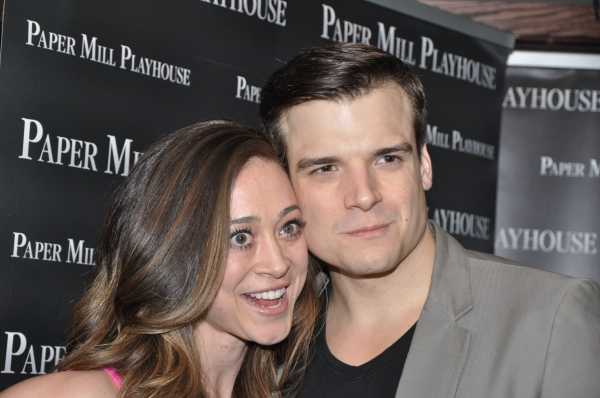 Photo Coverage: Erin Mackey, Mike McGowan & SOUTH PACIFIC Cast Celebrate Opening Night at Paper Mill Playhouse