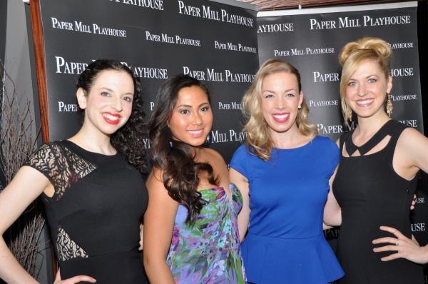 Samantha Joy Pearlman, Faye Bautista, Caitlin Maloney and Maggie Cansler