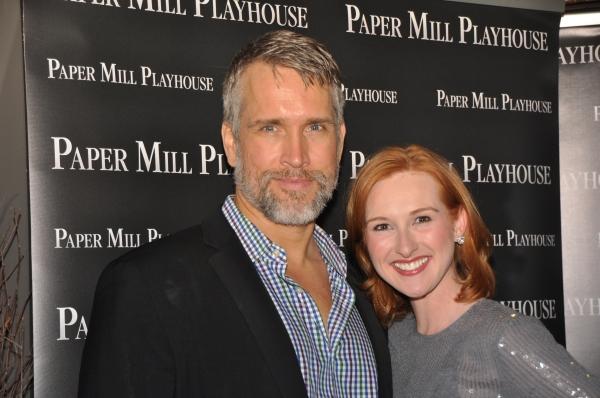 Mike McGowan and Erin Mackey