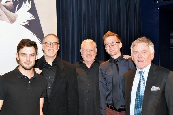 Wesley Taylor, Bill Kux, Ed Dixon, Brad Gardner and Daniel Davis