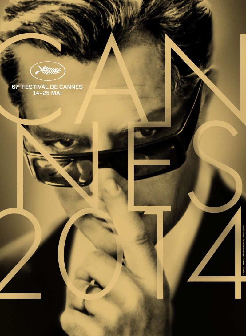 FIRST LOOK - Poster for 67th Annual Cannes Film Festival Honors Fellini Film