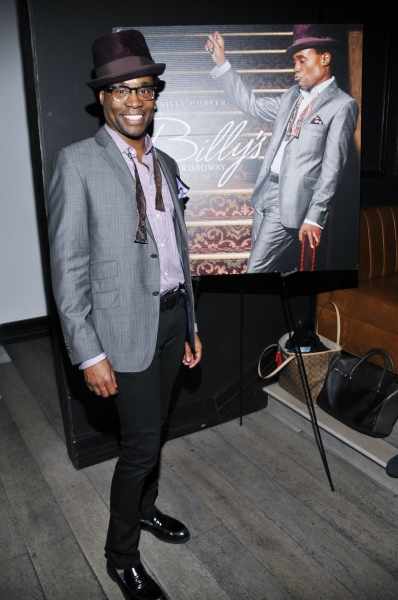 Photo Flash: Inside Release Party for Billy Porter's New Album, BILLY'S BACK ON BROADWAY
