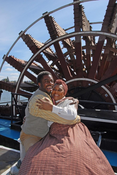 Photo Flash: First Look at Lakewood Theatre Company's SHOW BOAT, Opening 5/2