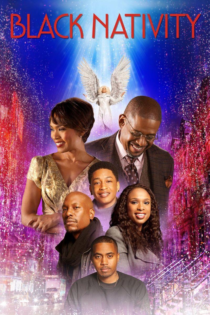 BLACK NATIVITY Starring Jennifer Hudson Now Available
