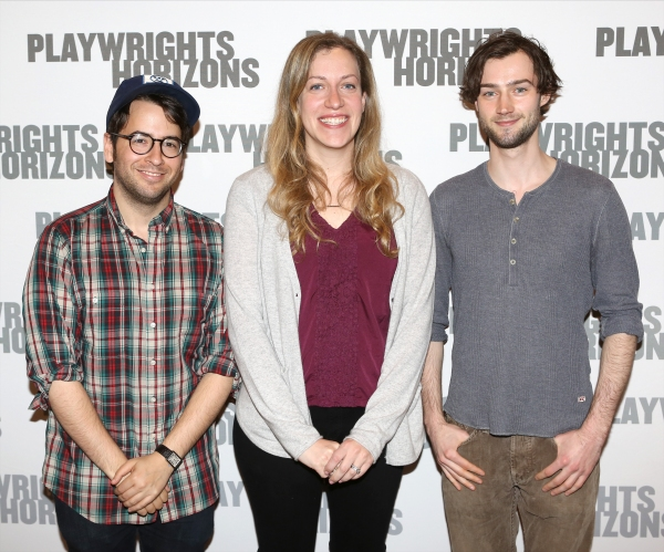 Michael Mitnick, Kim Rosenstock and Will Connolly