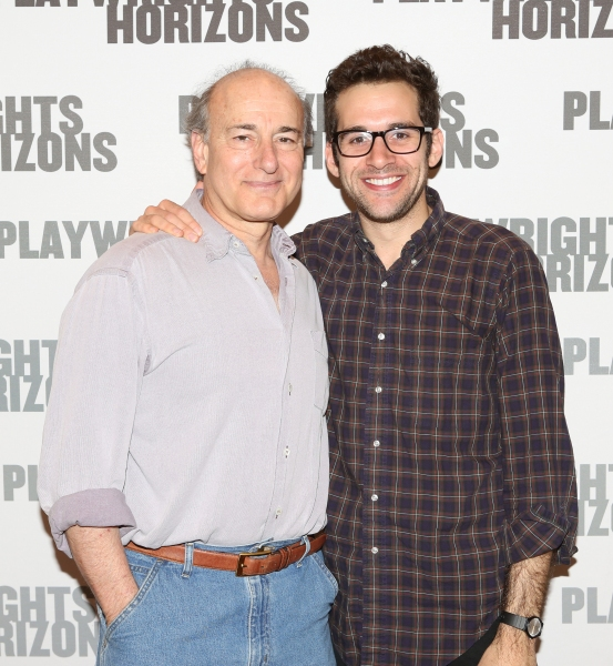 Peter Friedman and Adam Chanler-Berat