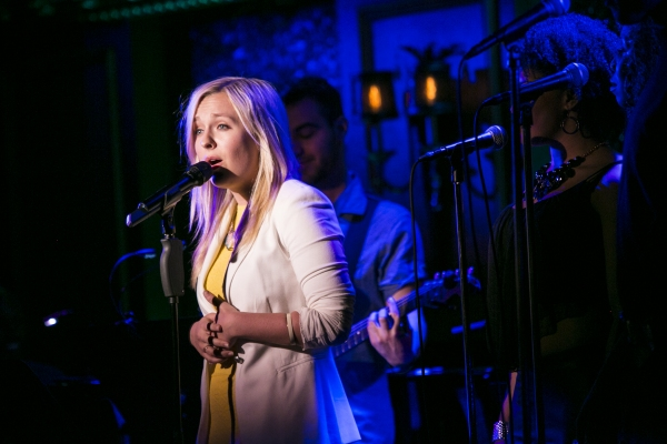 Photo Coverage: Lillias White, Robin de Jesus and More Sing THE SONGS OF LYONS & PAKCHAR at 54 Below