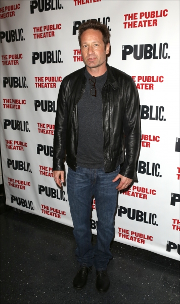 Photo Coverage: Inside Opening Night Arrivals of Steven Soderbergh's THE LIBRARY at the Public Theater
