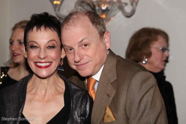 Giselle Wolf & Douglas Denoff