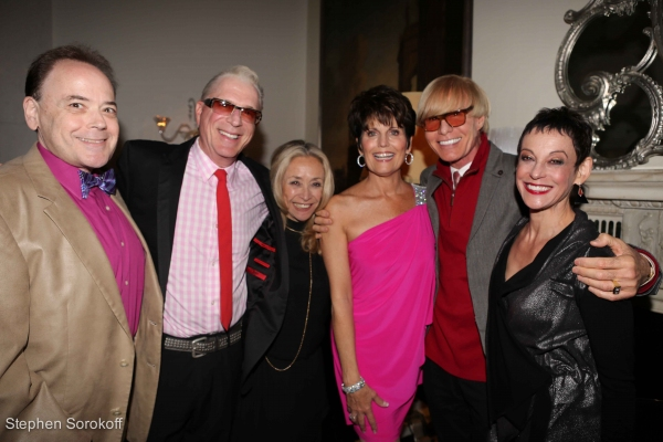 Ted Seifman, Ron Abel, Eda Sorokoff, Lucie Arnaz, Chuck Steffan, Giselle Wolf