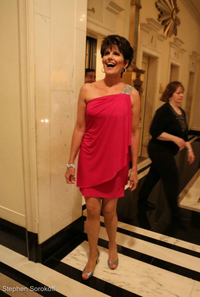 Photo Coverage: Lucie Arnaz Brings SPRING IS HERE to Cafe Carlyle