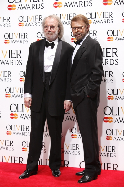Photo Coverage: OLIVIERS 2014 - Winners and Presenters, Part 2, Including MORMON, Creel and More!