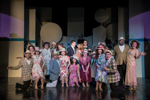 PHOTO FLASH: First Look at CATCH ME IF YOU CAN at the Woodlawn Theatre