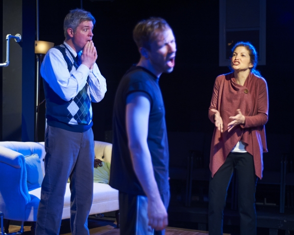 Photo Flash: First Look at Steep Theatre's IF THERE IS I HAVEN'T FOUND IT YET, Begin. 4/18