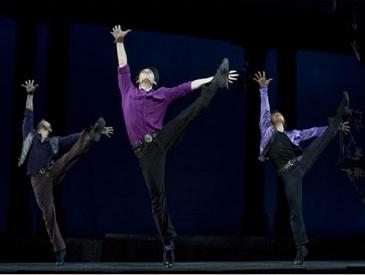 GYPSY OF THE MONTH: Yurel Echezarreta of 'Aladdin'
