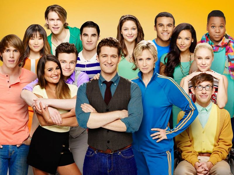 Ryan Murphy Reveals Final GLEE Scene Will Feature Lea Michele & Matthew Morrison
