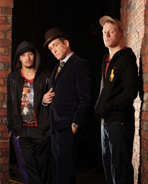 Ryan Sellers, Bobby Smith and Paul Scanlan  Photo