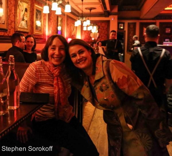 Photo Coverage: Ann Hampton Callaway and Liz Callaway Return to 54 Below with SIBLING REVELRY