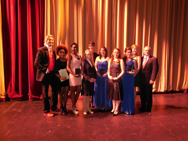Clear Springs High School Sweeps While Nyles Washington and Emily Lewis Grab Top Honors at 2014 TOMMY TUNE AWARDS - All the Winners!