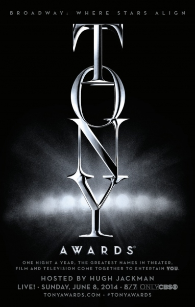 Broadway: Where Stars Align; 2014 Tony Awards Art Revealed!