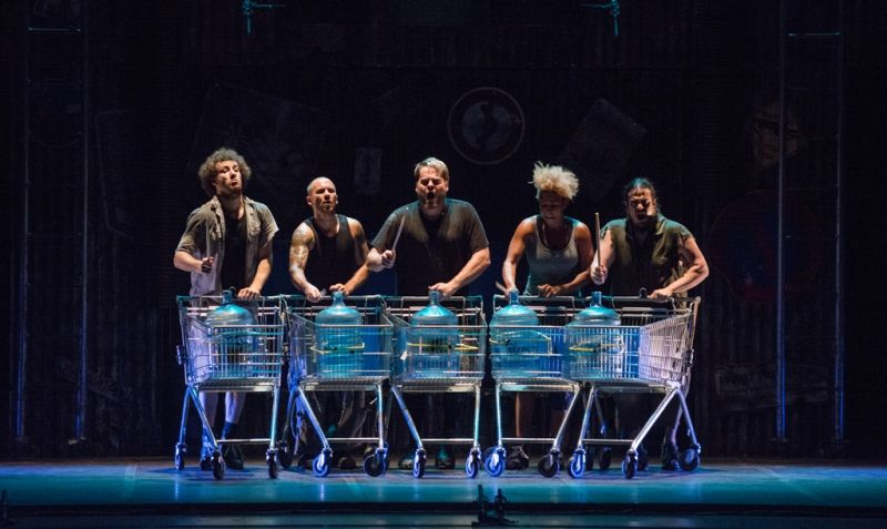 Video: STOMP Returns to Manila with Two Additional Acts, 6/17-22