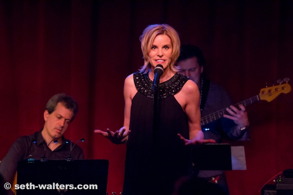 Photo Flash: Amanda Green's SPRING TRUNK SHOW at Birdland