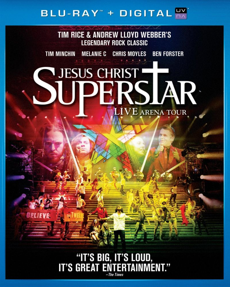 FLASH FRIDAY: Hey, JC! JESUS CHRIST SUPERSTAR Shines On