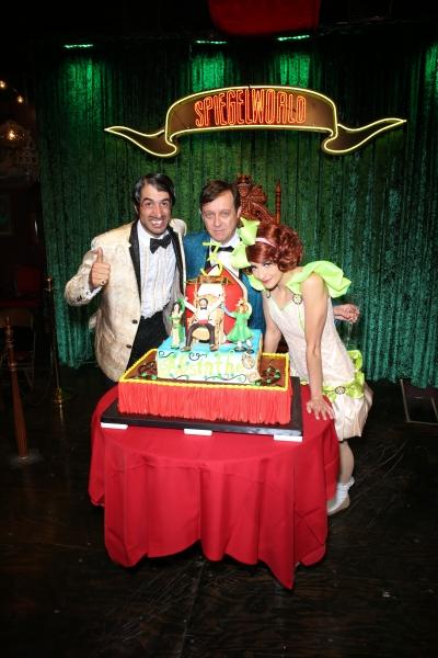 Photo Flash: ABSINTHE Celebrates Third Anniversary at Caesars Palace in Las Vegas