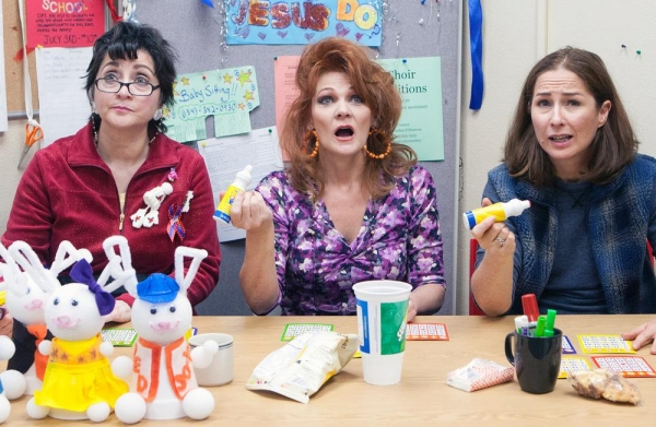 Photo Flash: First Look at GOOD PEOPLE at Capital Stage