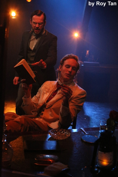 Photo Flash: First Look at Ruby In The Dust's DORIAN GRAY at Riverside Studios