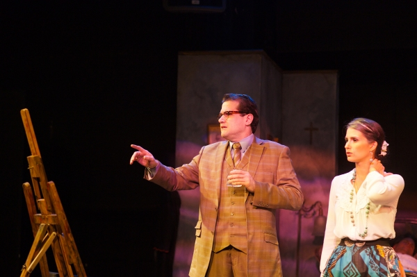 Photo Flash: First Look at Aurora Theatre's MARIELA IN THE DESERT