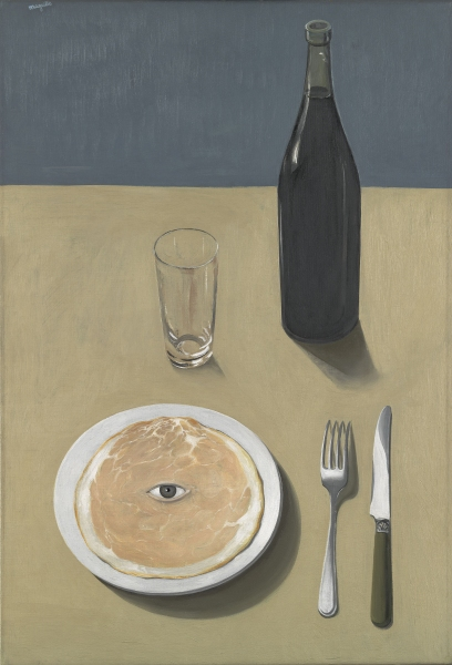 Photo Flash: First Look at MAGRITTE: THE MYSTERY OF THE ORDINARY, 1926-1938, Opening Today at The Art Institute of Chicago