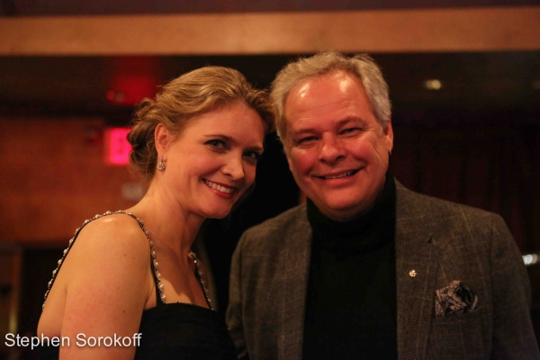 Photo Coverage: Shana Farr Brings IN THE STILL OF THE NIGHT to the Laurie Beechman Theatre