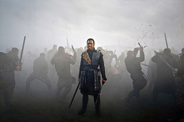 Check Out First Official Pictures of Michael Fassbender as MACBETH