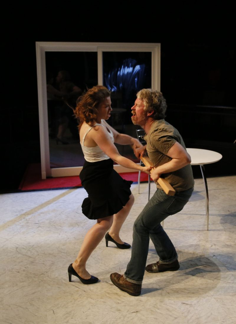 BWW Reviews: Well Performed Frustration in ACT's BETHANY