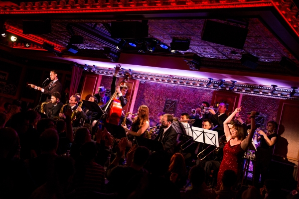Andrew Lippa, Julia Murney & Charlie Rosen''s Broadway Big Band