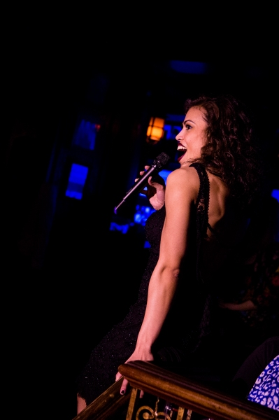 Photo Flash: Inside THE WILD PARTY SWINGS at 54 Below with Jeremy Jordan, Ciara Renee, Andrew Lippa & More