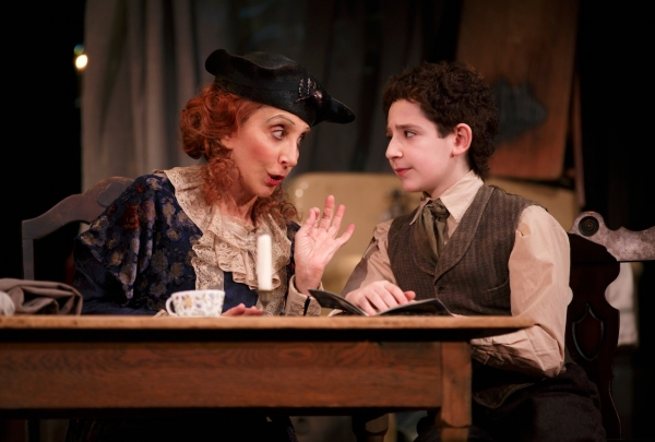 BWW Reviews:  ACT ONE Really Picks Up In Act Two
