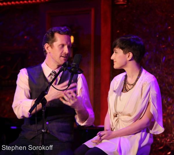 Photo Coverage: Marc Kudisch & Jeffry Denman Play 54 Below!