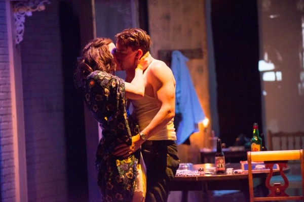 Photo Flash: First Look at Firehouse Theatre Project's A STREETCAR NAMED DESIRE, Opening Tonight